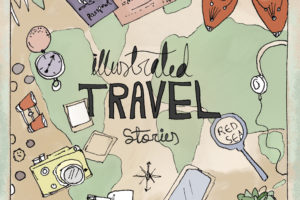 Travel Illustration – Illustrated Travel Series