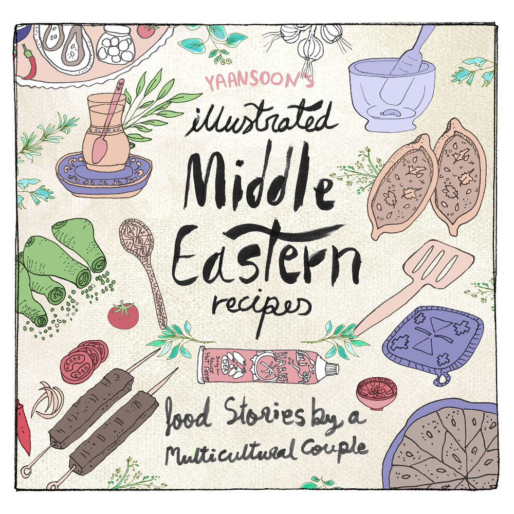 how to make middle eastern food